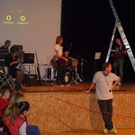 arbitre et musiciens