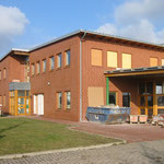 Ansicht des Bürogebäudes vor dem Umbau