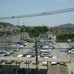 職員専用 無料駐車場の写真・画像1