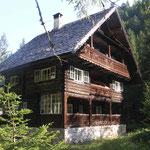 Die Wand - Filmscenerie Gosausee Jagdhaus