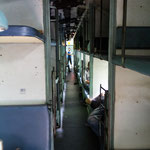 India, Sleeper Class