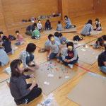 小学校PTA親子レクレーション『アート・セラピー・ワークショップ』