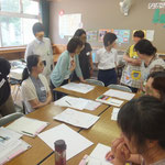 松本市子育て支援事業ファミリーサポートセンター講座 『絵から学ぶコミュニケーション力』