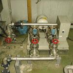 棟内用加圧給水ポンプ