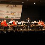 Cory Band Eröffnungskonzert Willisau 2010  Weltrangliste Nr. 1 Brass Band 4