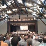 Cory Band Eröffnungskonzert Willisau 2010  Weltrangliste Nr. 1 Brass Band