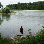 2. Wanderung zum Altrhein