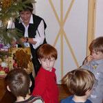 .........gab es für jedes Kind ein Geschenk
