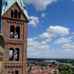 ......wunderbare Blicke vom Turm