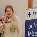 Grußworte von Frau Renate Warnecke, SPD