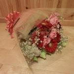Oさん、Mさん、いつも綺麗なお花をありがとうございます♥