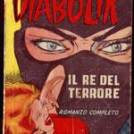 Copertina del n. 1 del 1964 edizione con barzelletta versione con cop lucida