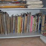 la mia collezione di riviste rigorosamente antecedenti al 1996