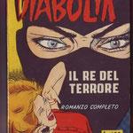 Copertina del n. 1 del 1964 edizione con barzelletta versione con cop opaca