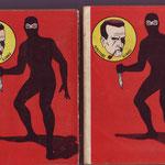 Confronto fra il retrocopertina dell' edizione ibrida e quela  del  1963