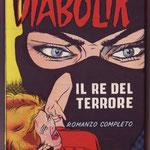 Copertina del n. 1 del 1964 edizione con pubblicita versione con cop chiara