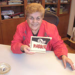 Luisa a pochi giorni dalla pensione 19.12.2006