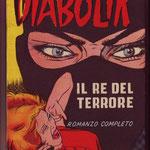 Copertina del n. 1 del 1964 edizione con pubblicita versione con cop scura