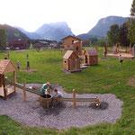 Spielplatz Schoppernau