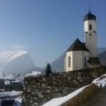 Winter im Bregenzerwald, Schoppernau, Haus Stelzhammer