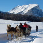 gemütlich die Winterlandschaft geniessen, Vorarlberg, Bregenzerwald, Schoppernau, Wintersport, Haus Stelzhammer