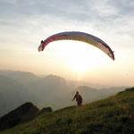 Üntschenspitze, Sommerurlaub, Wandern im Bregenzerwald, Haus Stelzhammer