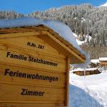Willkommen in Schoppernau, Haus Stelzhammer, Ferienwohnungen