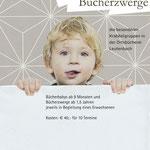 Plakat Bücherzwerge