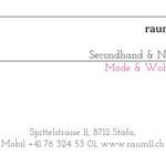 raum11 Visitenkarte