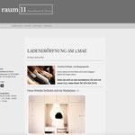 raum11 Webauftritt