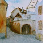 Rue des dentelles - Strasbourg