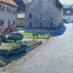 Gengenbach - Aquarelle - 34 x 56 cm