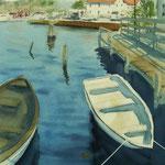 Barques à Hamburgsund - Suède