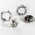 Verstellringe (Verbrennungsmotor, Präzisionsbauteil, CNC-Schleifen)