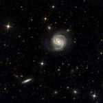 M 100  Spiralgalaxie