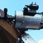 C 11 mit Baader FFT.  f 6500 mm. Mond/Planeten Aufnahmen