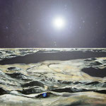 Sonnenaufgang am Mond3