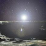 Sonnenaufgang am Mond2