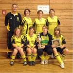 C-Juniorinnen Hallenkreismeister 2006/2007