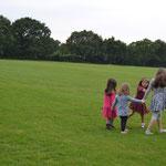A group stroll