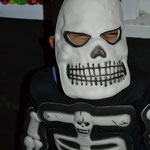 Scary mask!
