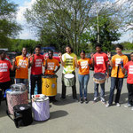South London Samba band