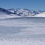 Lac gelé / Marc Chatonnay