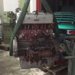 Motorrevision MG TF, Oldtimer Garage D. Bauhofer, Teufenthal