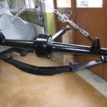 Hinterachse Ford B 1932, Reparatur, Revision, Oldtimer Garage D. Bauhofer, Teufenthal