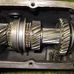 Getrieberevision Ford B 1932, Oldtimer Garage D. Bauhofer, Teufenthal