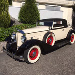 Packard Coupe 1933, Oldtimer Garage D. Bauhofer, Teufenthal - Restauration und Werkstatt Service von Oldtimern