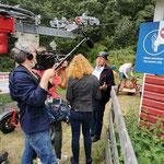 Willi berichtet die Erfahrungen im Interview