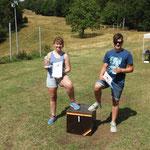 Gewinner Jugendliche - Kristin Dürrschmidt und Till Röseberg
