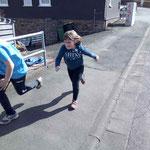 Sprintübungen
